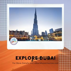 Dubai Travel Package From Nashik Maharashtra