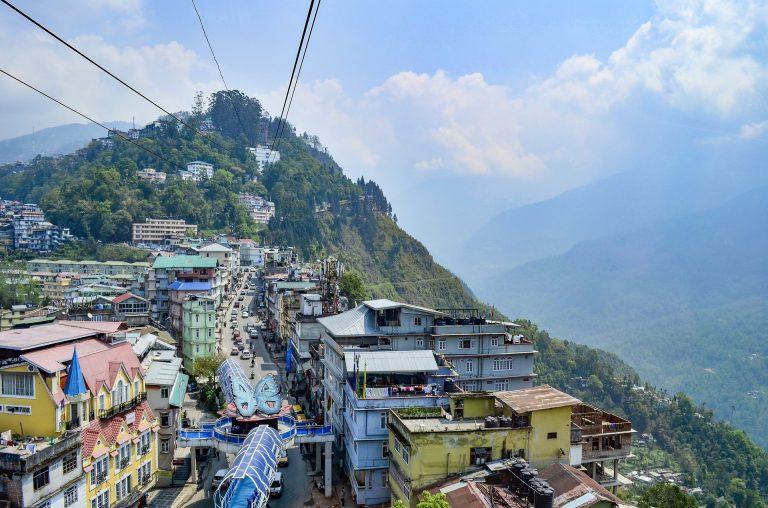 Gangtok Travel Packages From Nashik