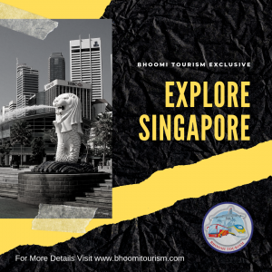 Singapore Tour Packages From Nashik